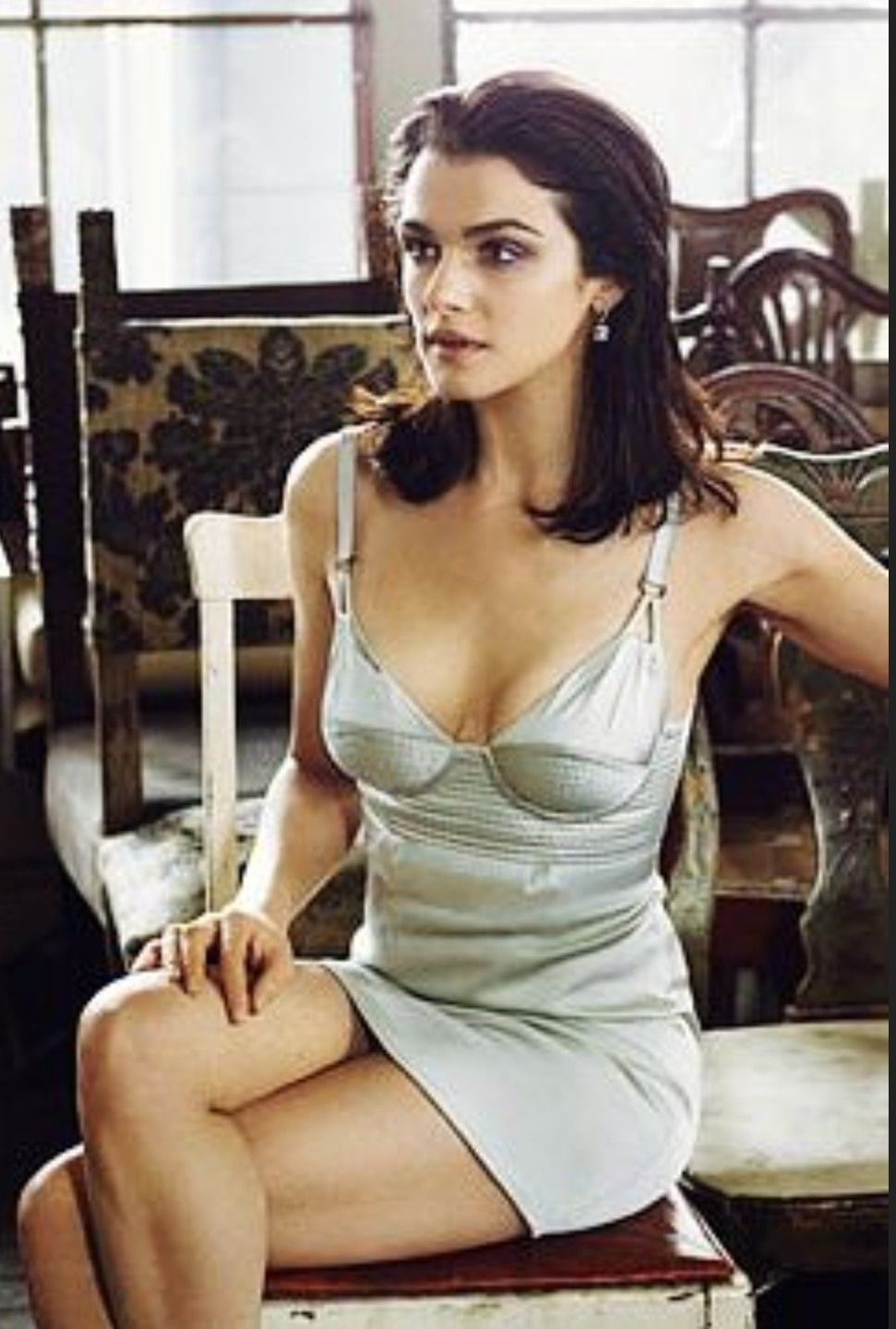 Rachel weisz naked picture with you