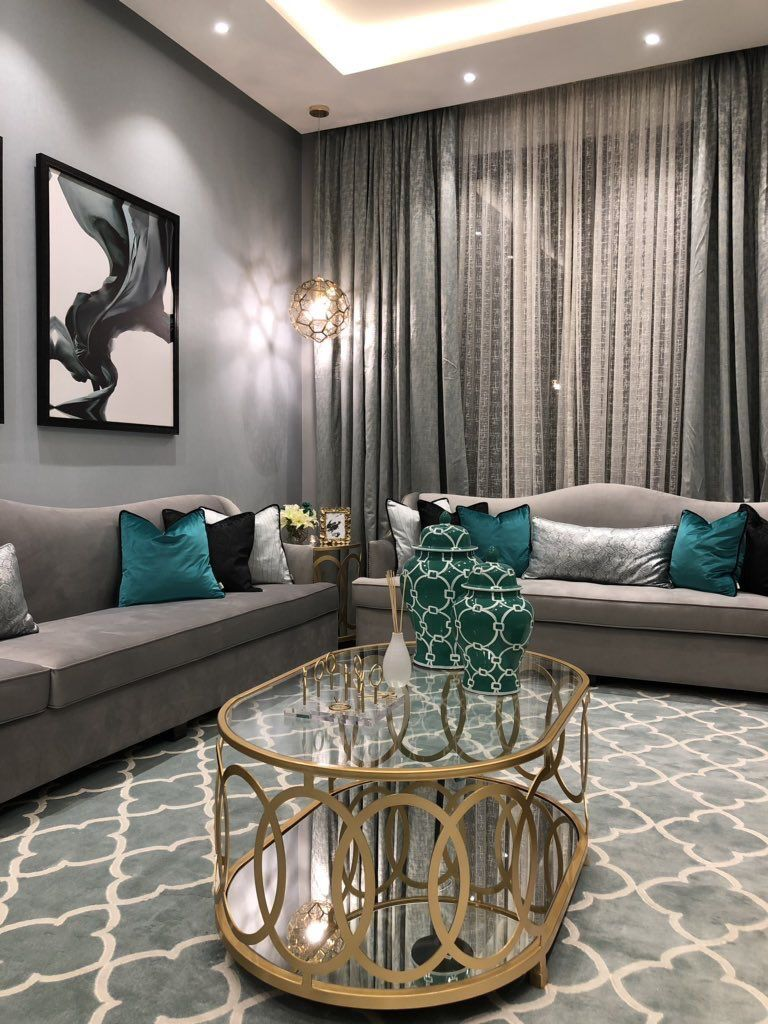 Cozy Neutral Living Room Open Concept Grey And Cream Transitional And Casual Decorating W Living Room Decor Furniture Living Room Seating Livingroom Layout