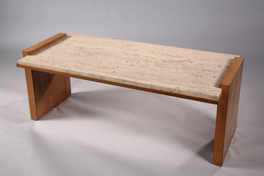 Large Conference Table By Michael Prentice Art Deco Coffee Table Table Coffee Tables For Sale