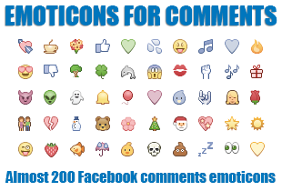 Facebook Emoji Emoticon New Emoticons Facebook Emoticons