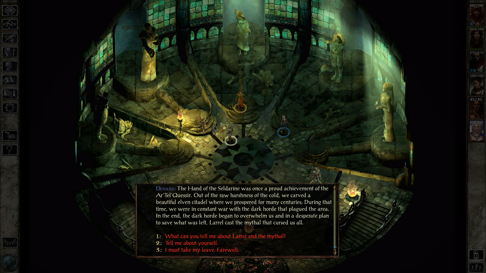 Icewind Dale Enhanced Edition Icewind Dale Dungeons And Dragons Pillars Of Eternity