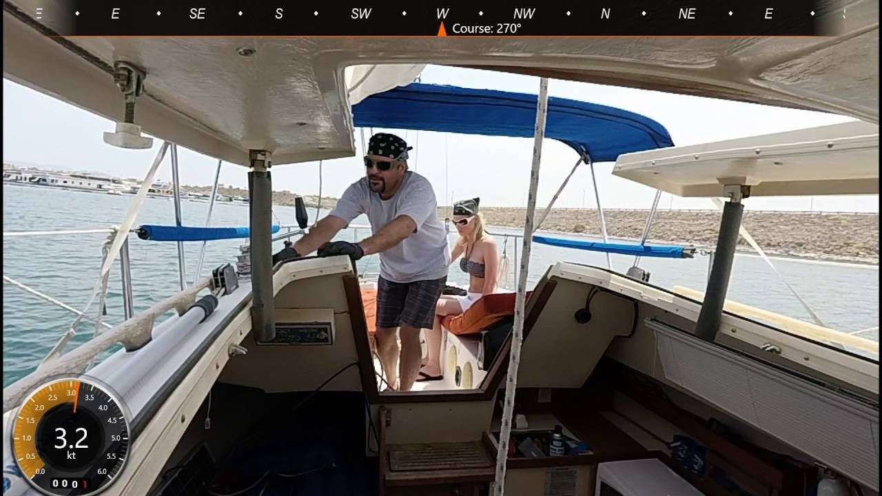 Sailing a Catalina 25 | Boating | Sailing, Sailboat, Boat