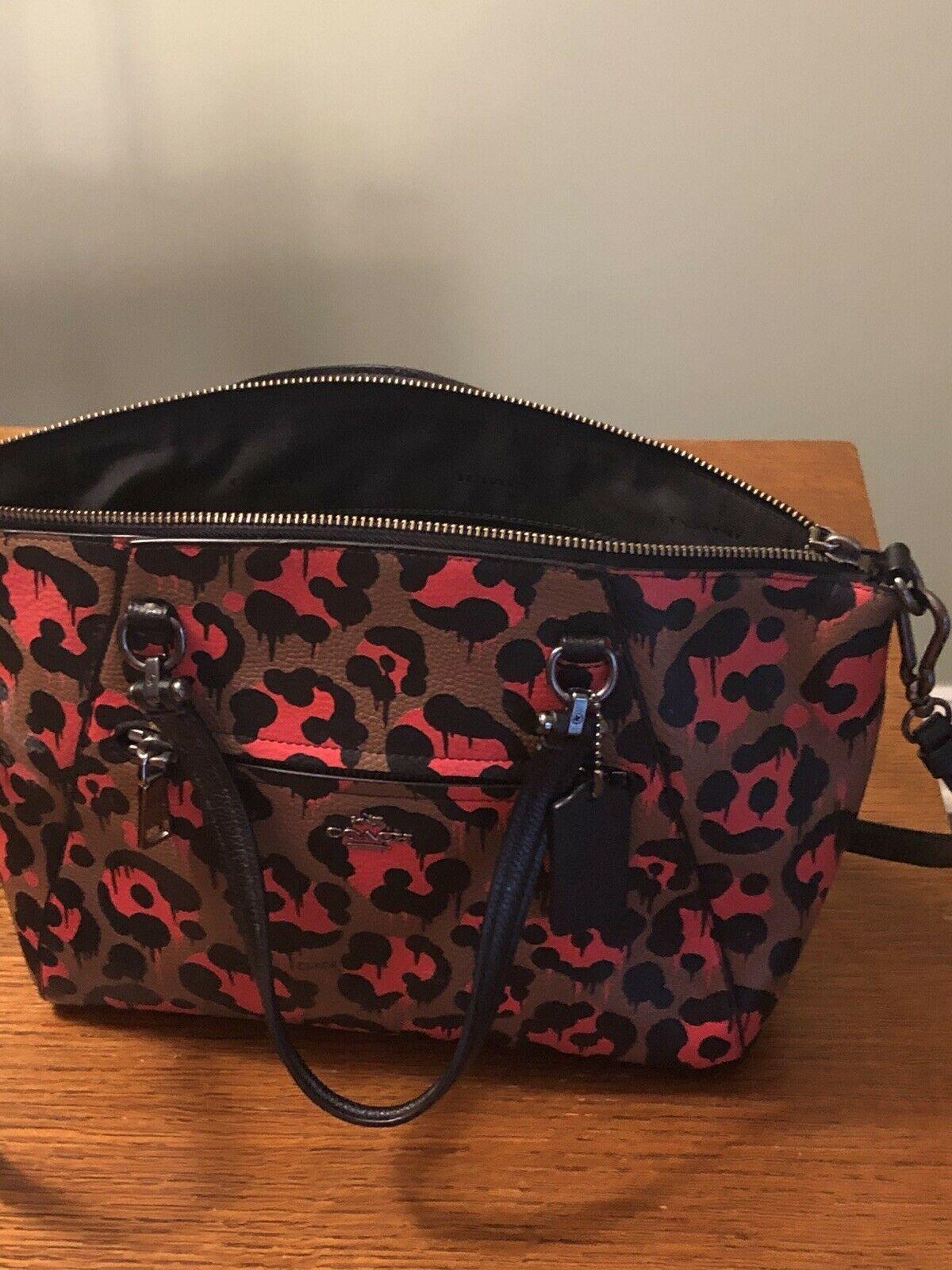 Coach Wild Beast Bag luxurybags coachbags