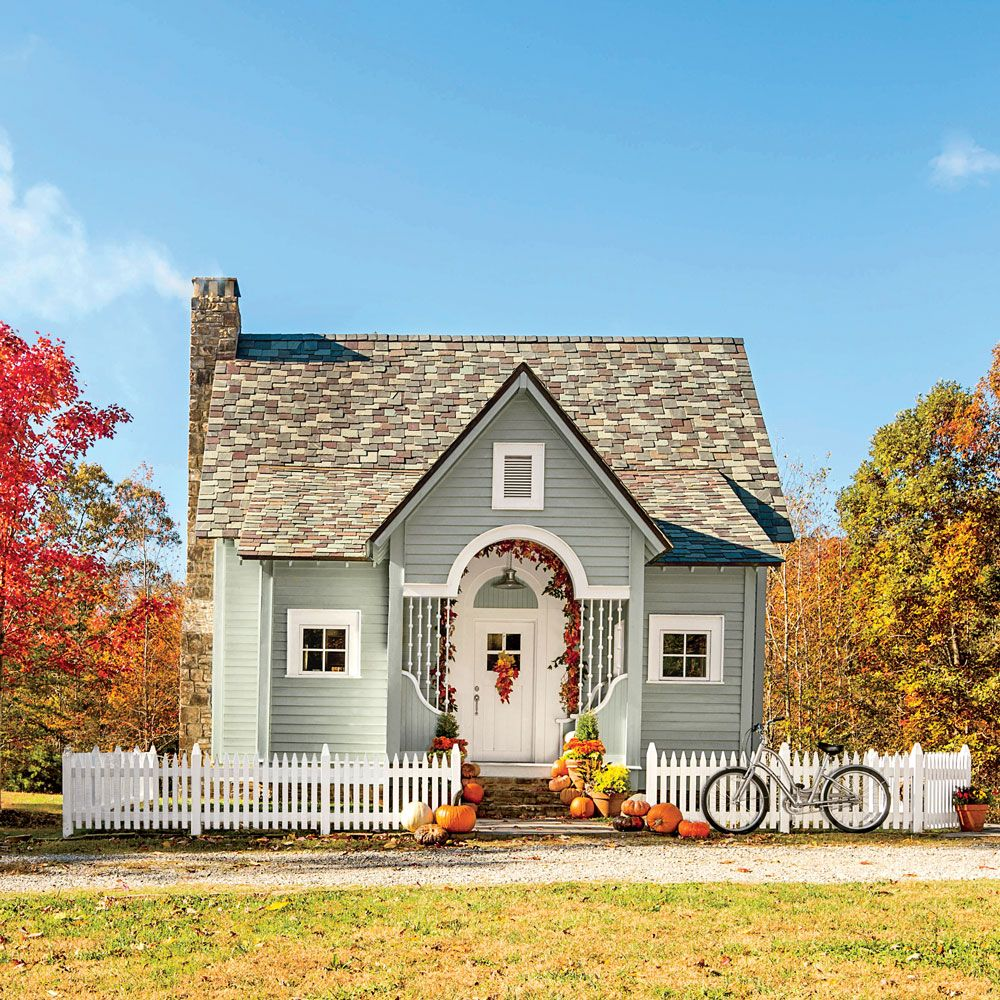 House Plan The Little Charmer