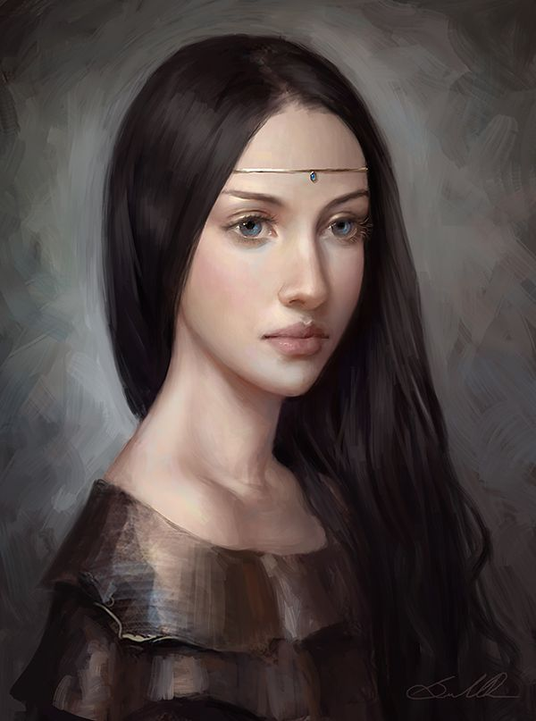 I Had A Bit Of A Rough Time With Art Last Week I Was Coloring A Picture This Picture To Be Exact And I Just Couldn T M Female Art Portrait Fantasy