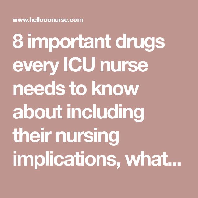Pin On Nursing