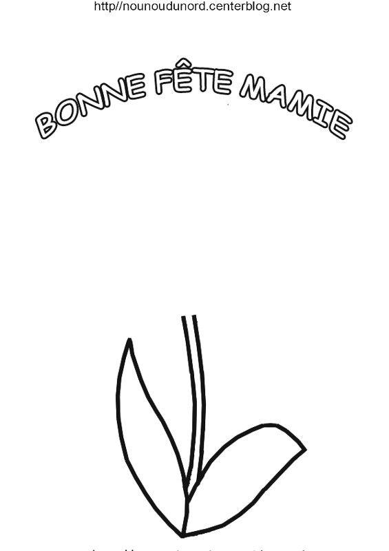 Liste De Mes Coloriages Pour La Fête Des Mamies Fête Des Grands