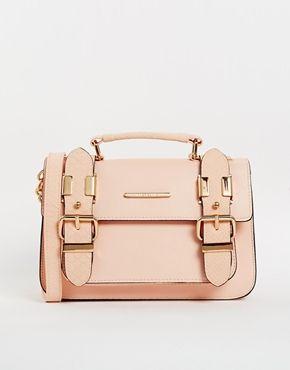 River Island Pink Mini Satchel - under $50} | Under $50 | Favorite ...