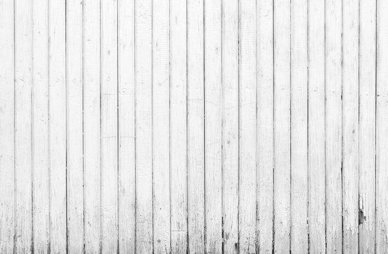 White Wood Wall Paneling
