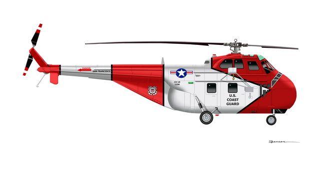 CH-19 Chickasaw | Helicópteros | Pinterest | Avión y Arte