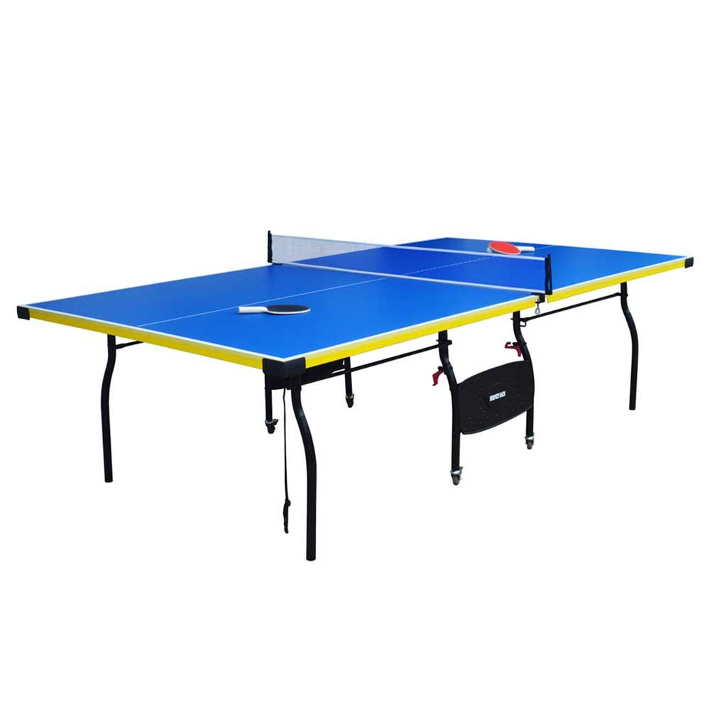 Let The Excitement And Competition Begin With This Carmelli Regulation Size  Table Tennis