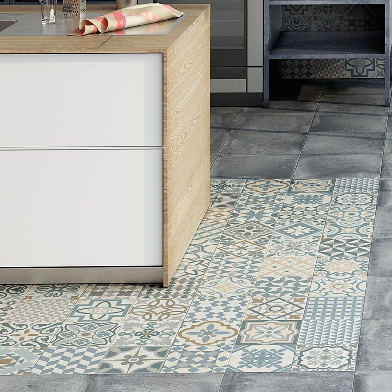 Taco Heritage Grey (Caja de 0,55 m2) | Gray, Kitchens and Tile ideas