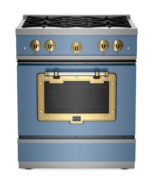 French Kitchen Stove: Retro Kitchen Appliances, Kitchen Remodel, Industrial