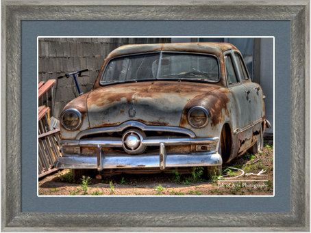 Classic Car Vintage Car Fine Art by JakOfArtsPhotography on Etsy, $20.00
