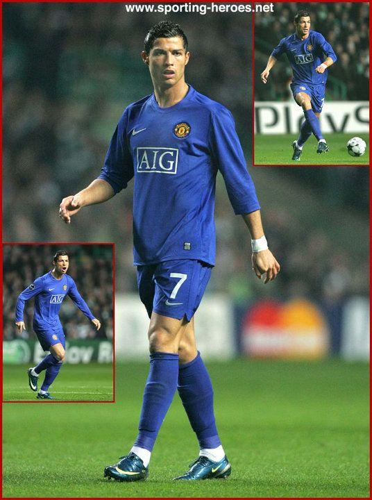 competitive price 18d60 27741 Cristiano RONALDO Manchester United | CR7 Manchester United ...