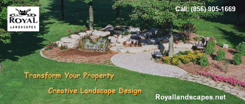 Royallandscape offer highquality & effective Garden