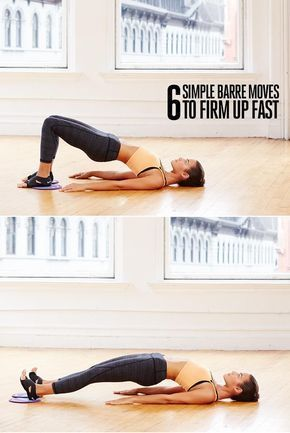 This workout uses tiny but effective movements to tone both large muscles and smaller, supportive on...