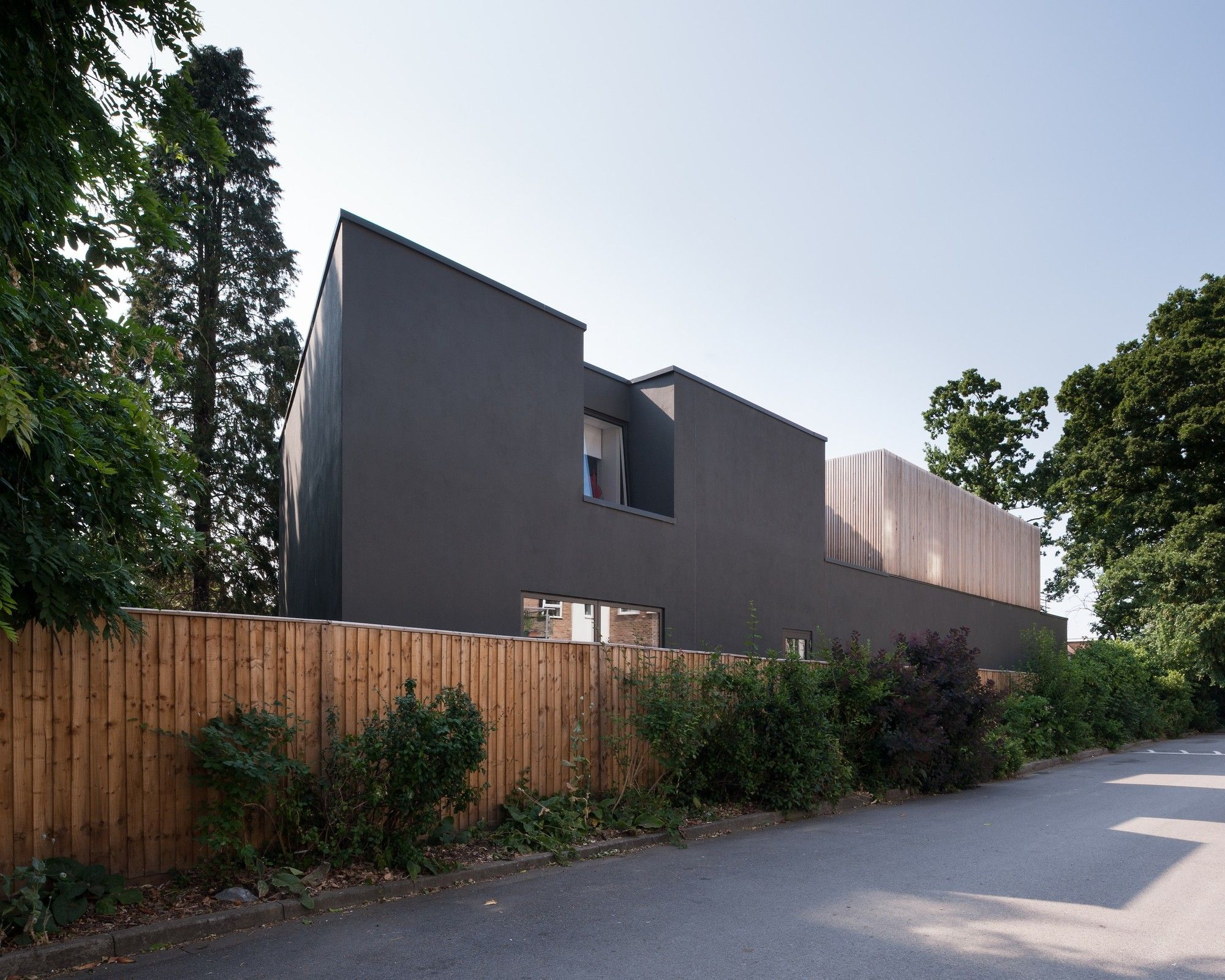 Gallery of Wedge House / SOUP Architects - 22 | Duplex house design