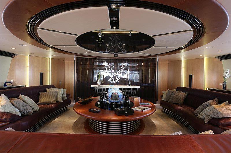 """Review Perini Navi 289' Clipper Yacht """"Maltese Falcon"""