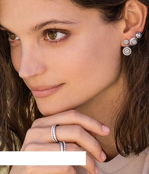 2eab1d926 PANDORA | Earrings in focus | Prstenje in 2019 | Pandora earrings ...