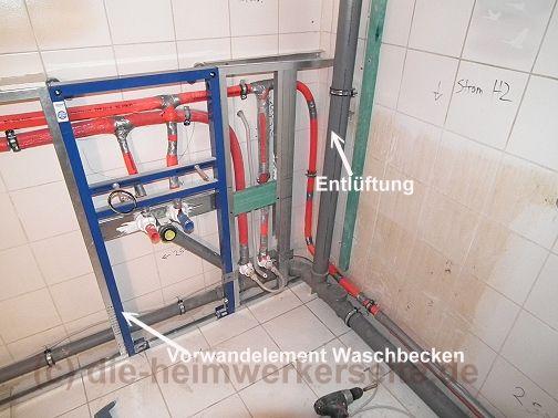 Badsanierung Bad selbst renovieren › dieheimwerkerseite