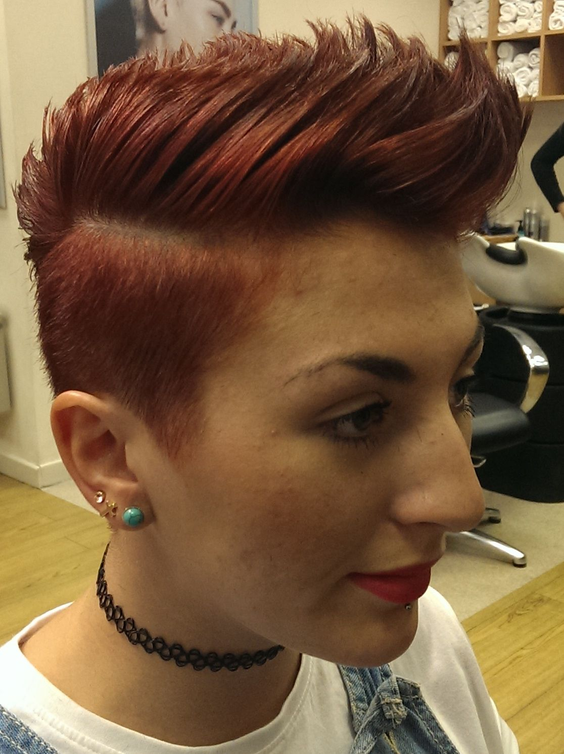 Edgy Cut Colour By Chrissie At Supercuts Wellingborough