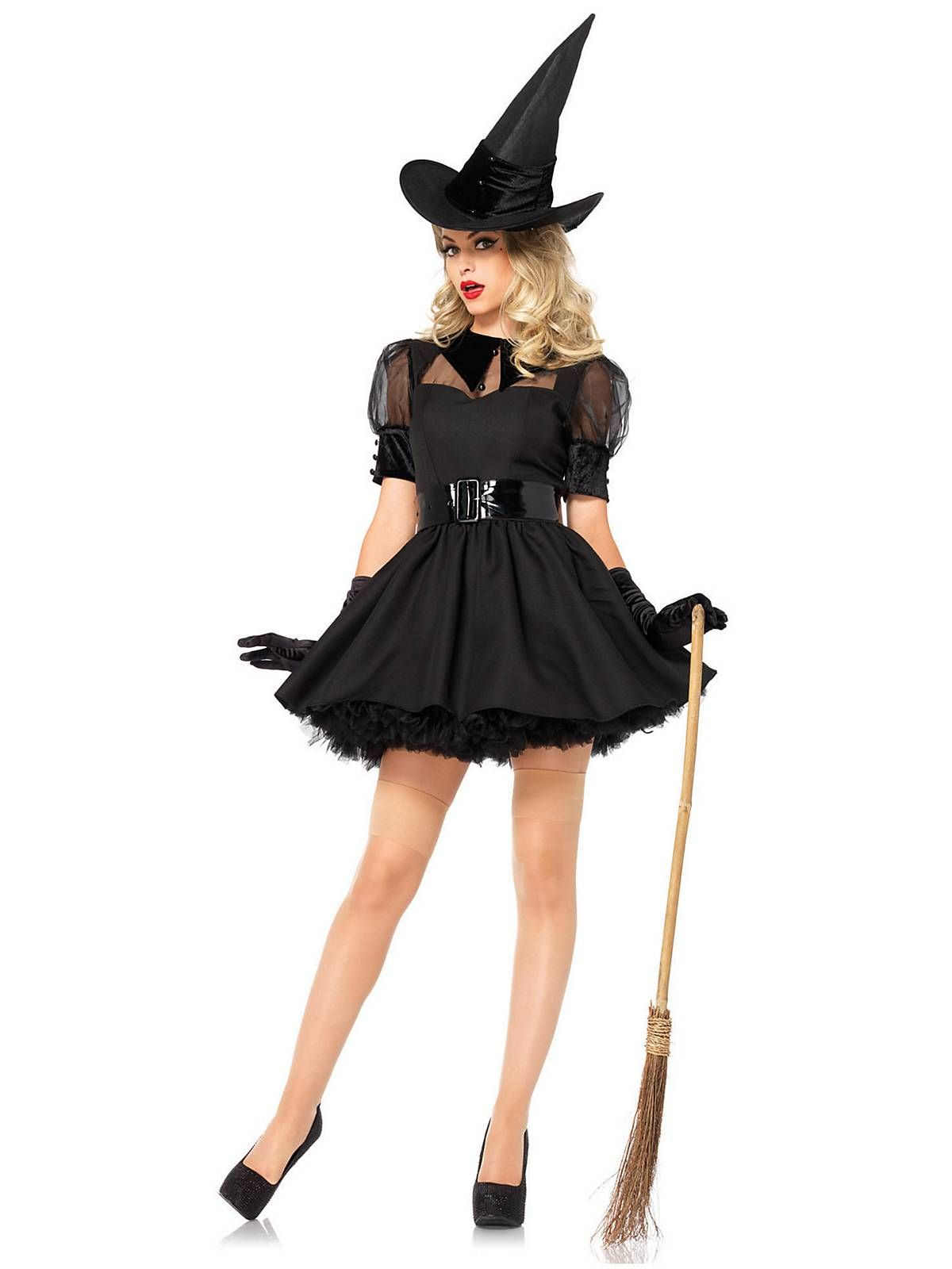 Sexy Bewitching Witch Costume  665adece1fbd