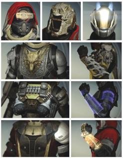 The Solution to Destiny Burnout destiny-exotics-armor