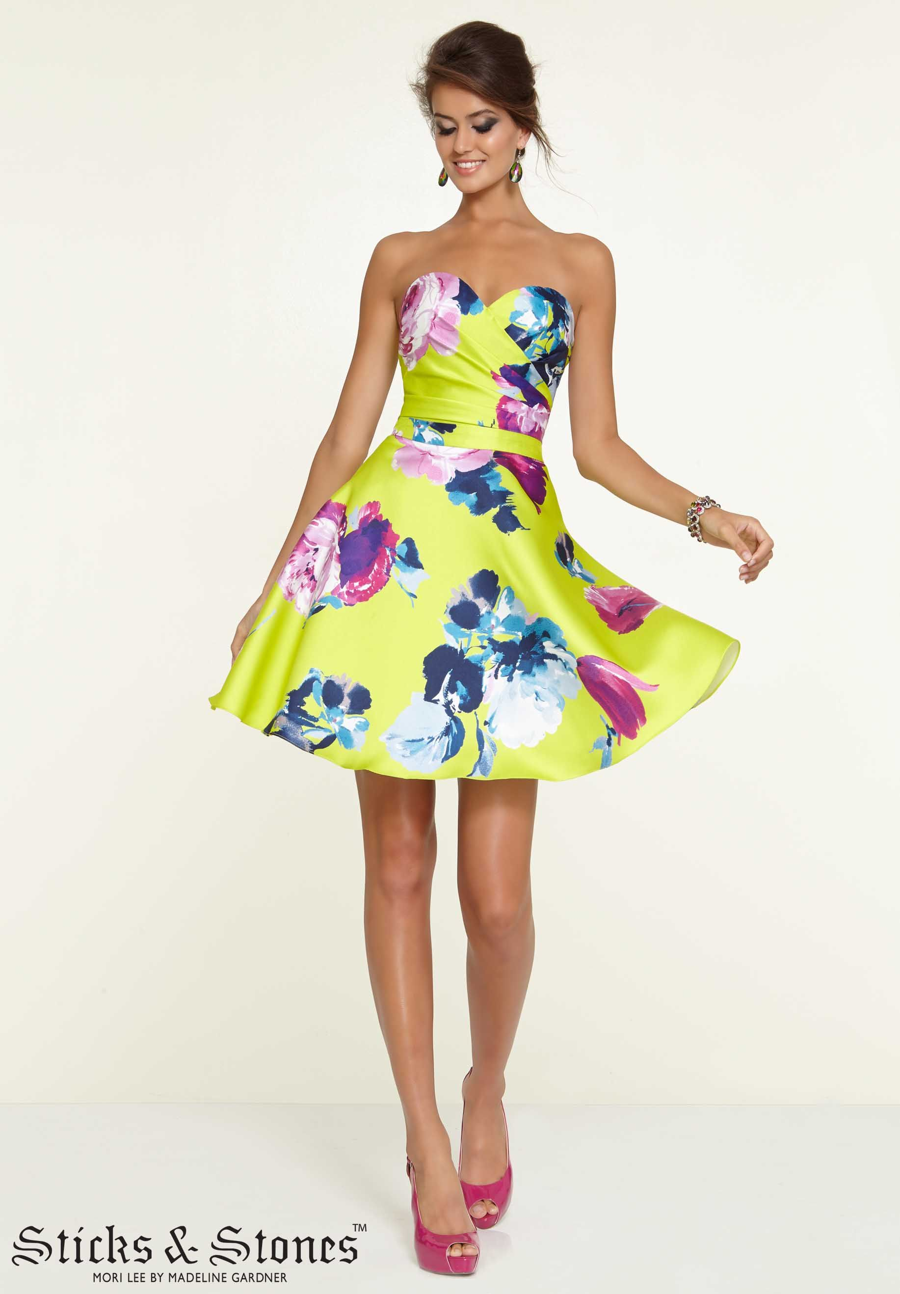 Bright Colored Cocktail Dresses | But Dress