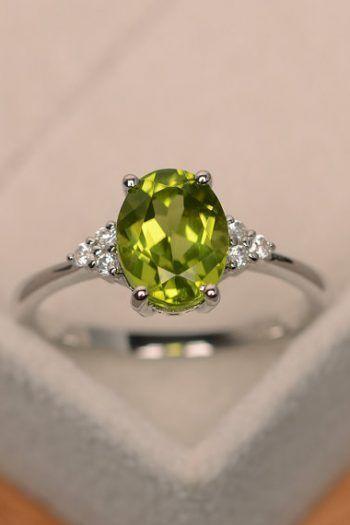 Shop Natural Shop Natural Green | Course genuine rings, Rings ,