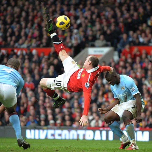 T Jay Wants To Learn The Bicycle Kick Premier League