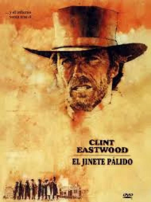 Las Mejores Peliculas Del Oeste Eastwood Movies Clint Eastwood Movies Western Film