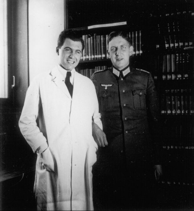 a biography of doctor mengele from auschwitz Josef mengele (1911-1979) was a german doctor and nazi war  second world  war, mengele worked at the infamous auschwitz death camp,.
