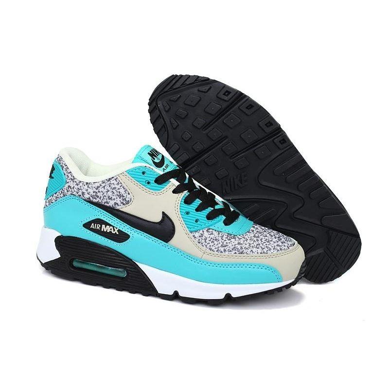 Zapatos de deporte Nike Air Max 90 de las mujeres - AJ115 [NKAMW90YY] -