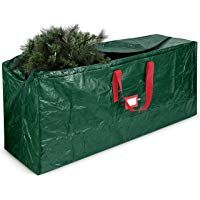 Artificial Christmas Tree Storage Bag Fits Up To 9 Ft Tall Christmas Trees With Christmas Tree Storage Bag Christmas Tree Storage Christmas Tree Bags Storage