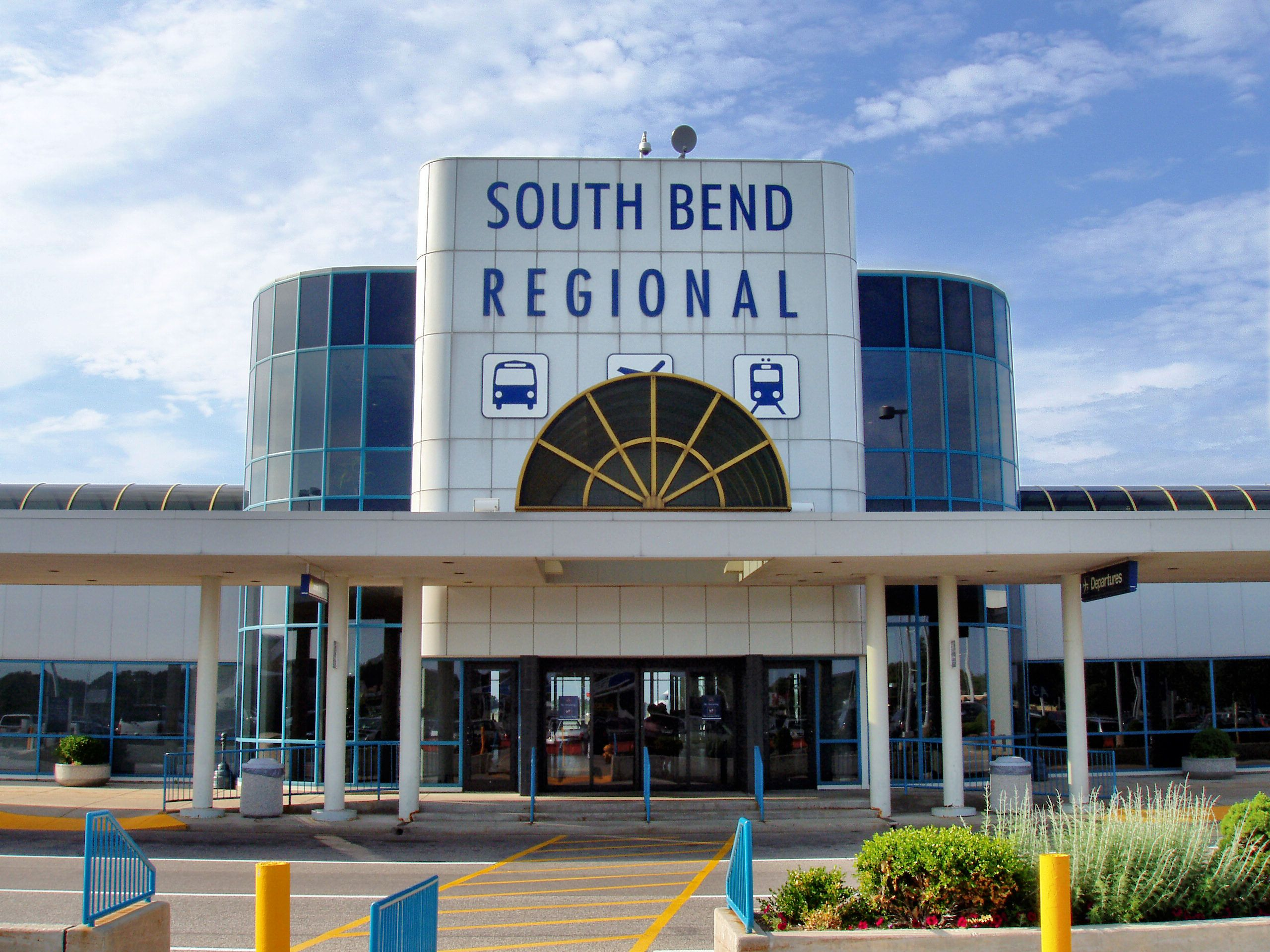 South Bend Airport South Bend Indiana Pinterest South Bend - Airports in indiana