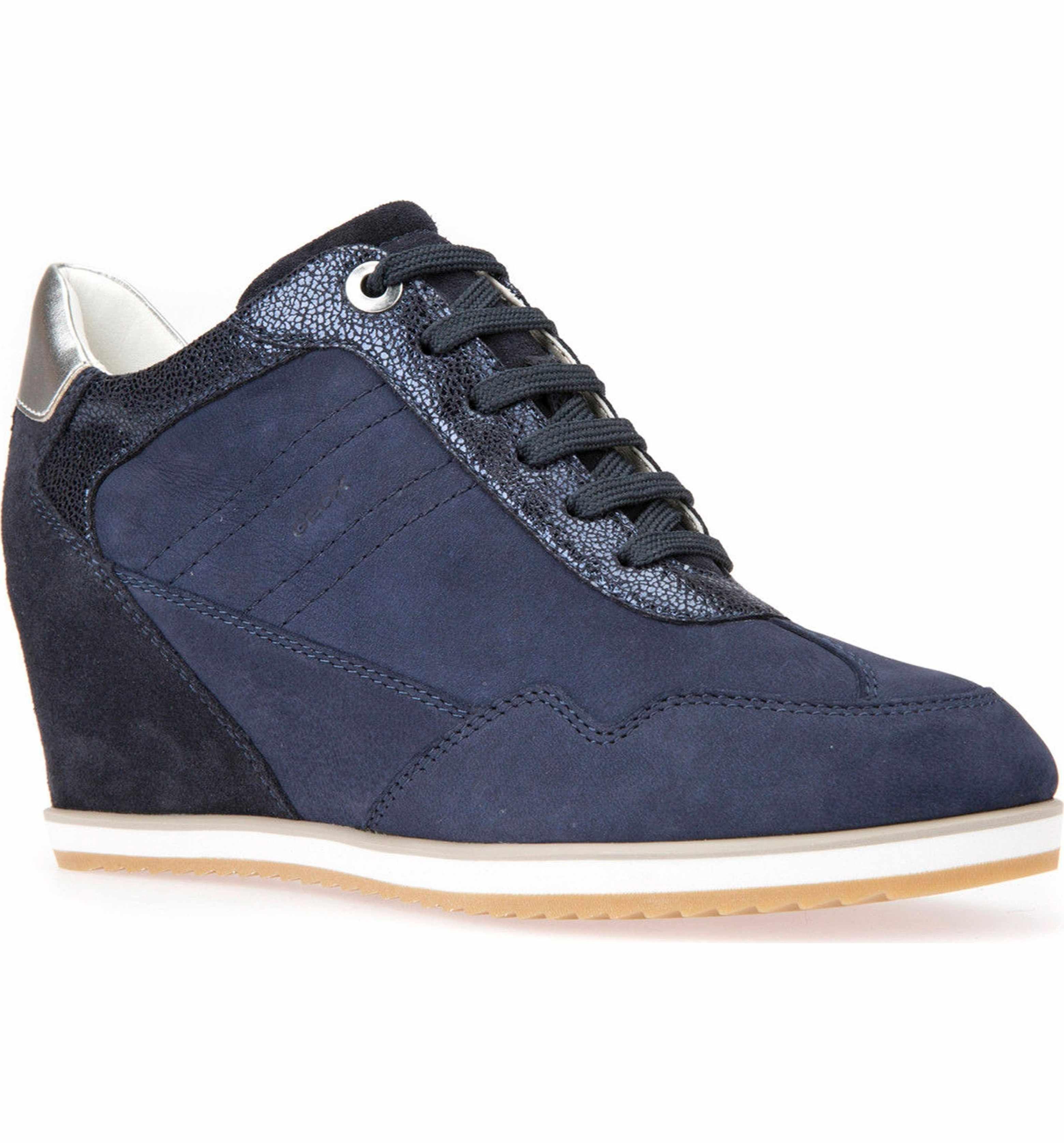 zapatos geox velcro wedge