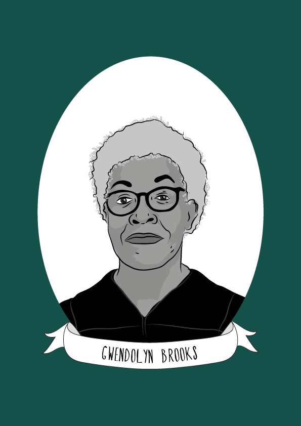 Gwendolyn Brooks was an American poet and teacher. She was the first black author to win a Pulitzer prize, the first black woman to become poetry consultant to the Library of Congress and the Poet Laureate of Illinois from 1968 until her...
