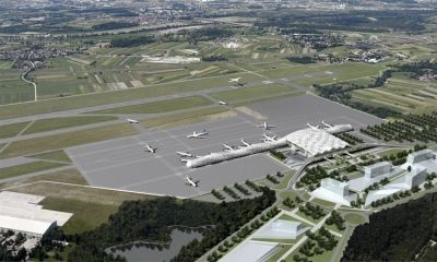 Zagreb To Have New Airport Hotel As Expansion Plans Continue The Dubrovnik Times Airport Hotel Airport Croatia Tours