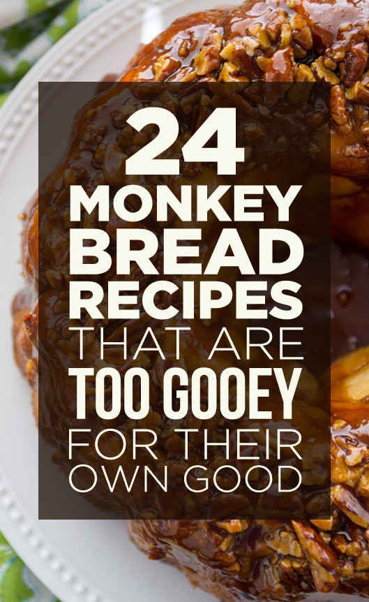 ... Monkey Bread on Pinterest | Monkey Bread, Recipes For Bread Machine