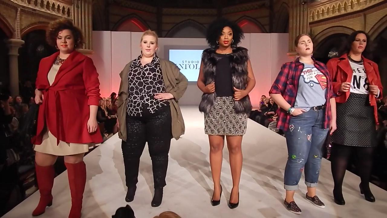Mode in großen Größen für junge Fashionistas gibt es bei Studio Untold: http://bit.ly/1k4j9Pn