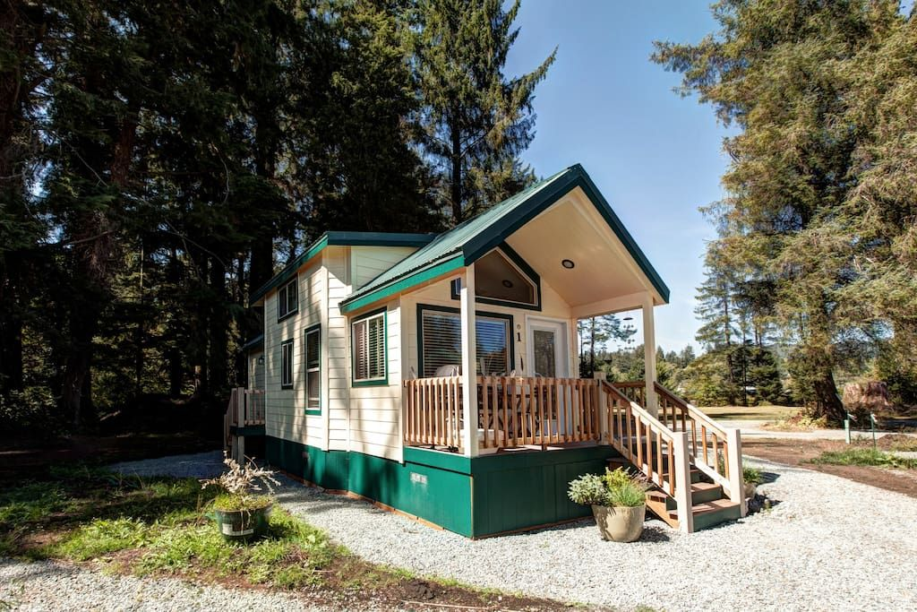 House In Bay City United States 385 Sq Ft Tiny Home