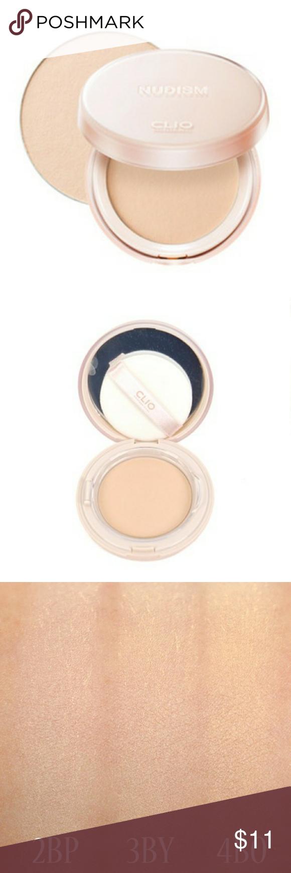 ℹ️🅾️ Clio Moist Fit Powder 4BO Ginger color Boutique