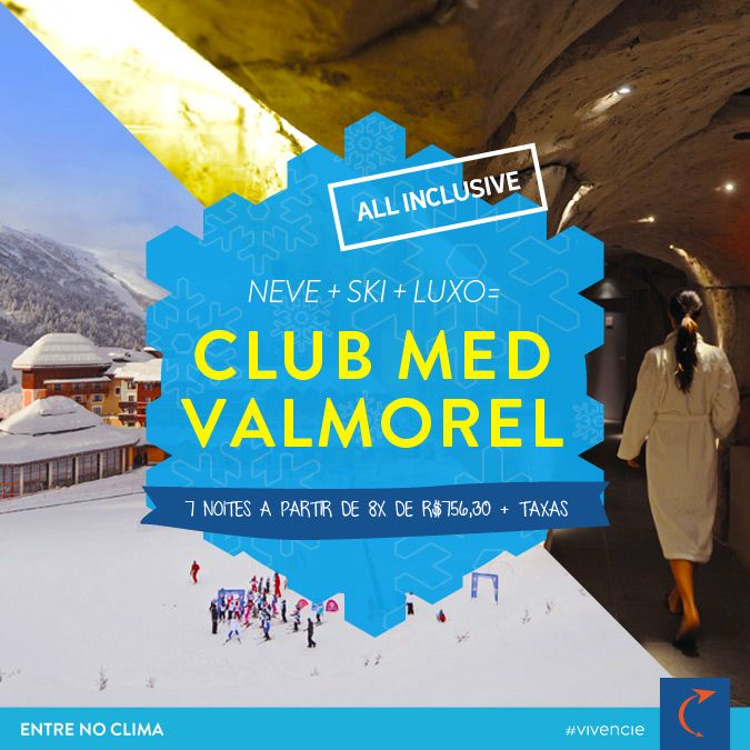 Club Med Valmorel Franca O Clima