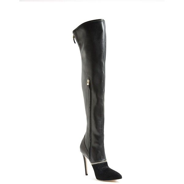 623cb5c2216 GUESS by Marciano Patricia Boot ( 180) ❤ liked on Polyvore featuring shoes
