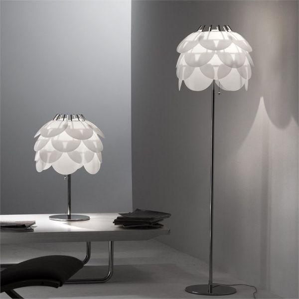 martinelli luce ideen für moderne stehlampen designs