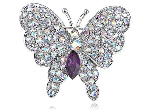 Petite Amethyst Purple Violet Crystal Rhinestone Flying Butterfly Pin Brooch Alilang,http://www.amazon.com/dp/B004XELCBA/ref=cm_sw_r_pi_dp_oW09rb0VBAEKJ40V