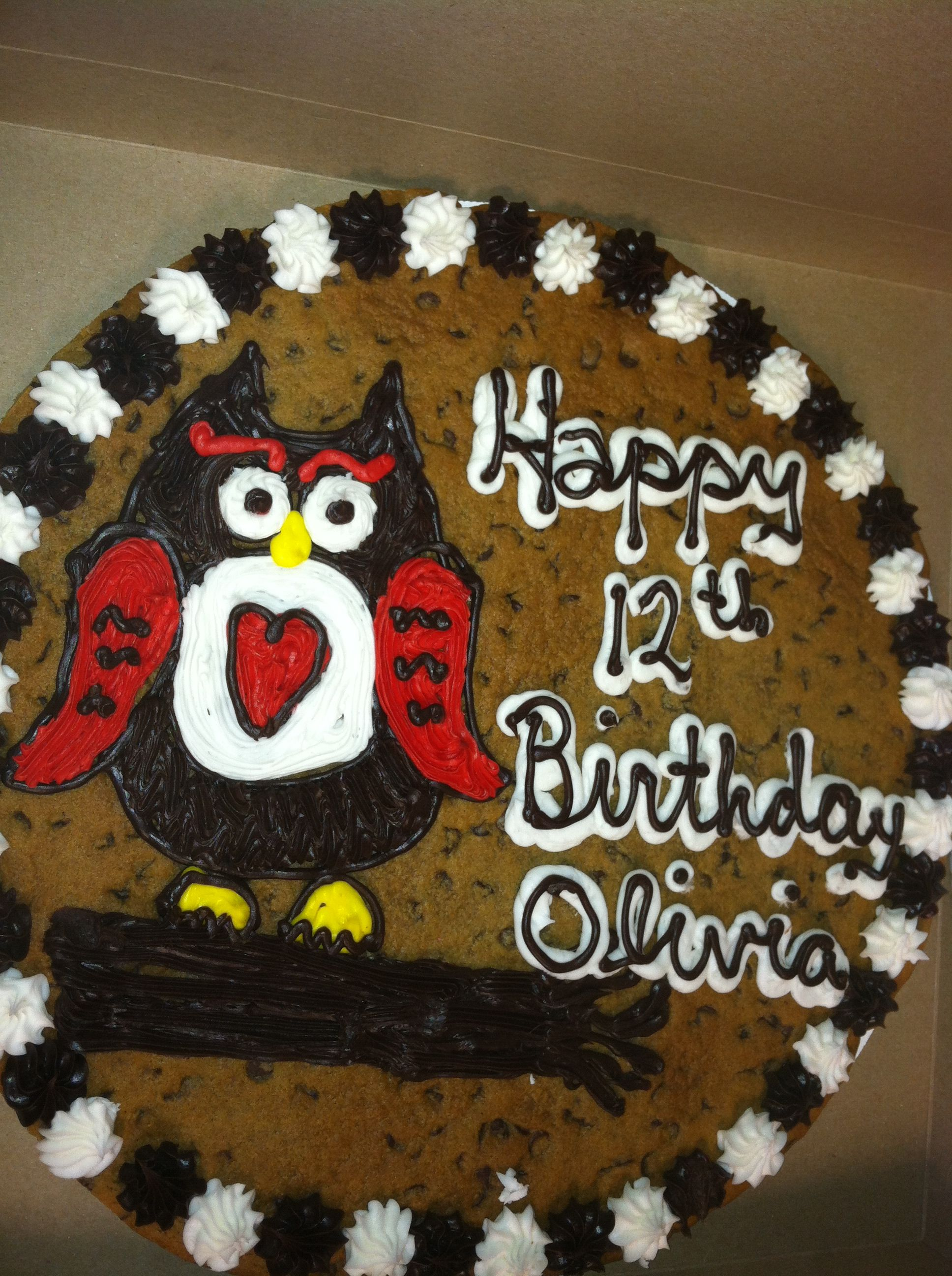 Best Cookie Cake From Great American Company