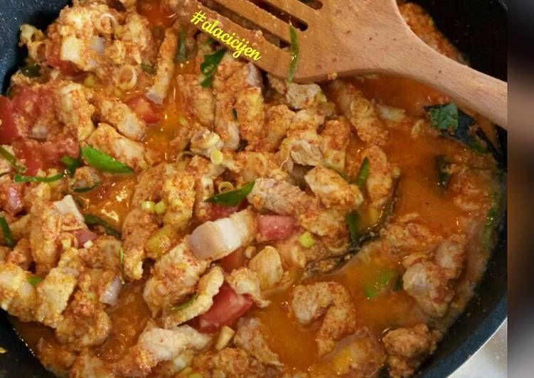 Resep Babi Rica Rica Oleh Jane Yunus Resep Resep Babi Makanan Masakan