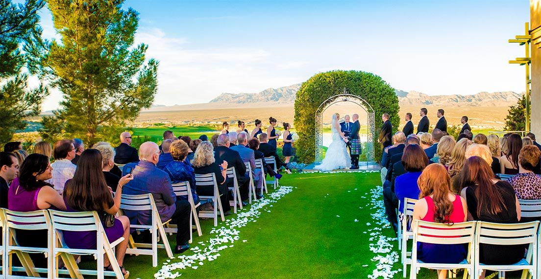 Weddings Commitments Las Vegas Paiute Golf Resort